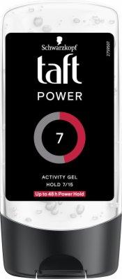 GEL ZA KOSU POWER ACTIV 150ML TAFT