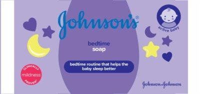 SAPUN BABY BEDTIME 100G JOHNSON