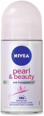 DEO ROLLON PEARL BEAUTY 50ML.NIVEA