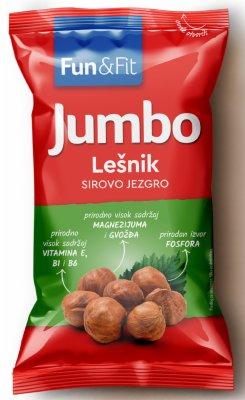 LESNIK JUMBO SIROVI 75G FUN&FIT
