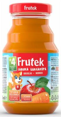 SOKIC FRUTEK JABUKA+SARGAREPA 125ML NECT