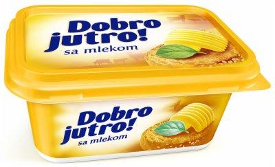 MARGARIN DOBRO JUTRO SA MLEKOM 500G DIJA