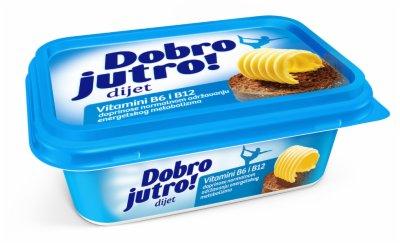 MARGARIN DOBRO JUTRO DIJET 250G DIJAMANT