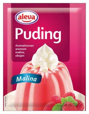 PUDING MALINA 40G ALEVA