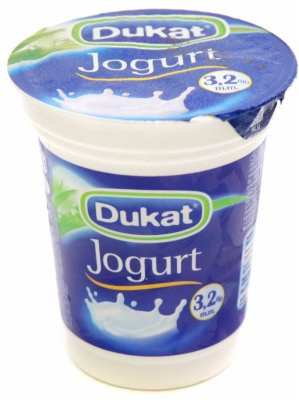 JOGURT  3,2% MM 180G CASA DUKAT