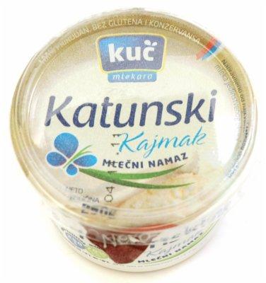 KAJMAK KATUNSKI 250G CASA KUC COMPANY