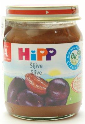 KASICA HIPP SLJIVA 125G