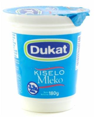 KISELO MLEKO 3,2%MM 180G CASA DUKAT