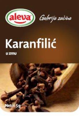 ZACIN KARANFILIC 5G ALEVA