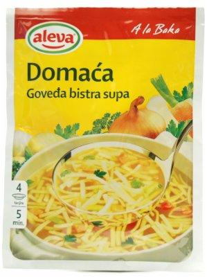 SUPA BISTRA DOMACA GOVEDJA 45G ALEVA
