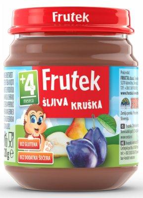 KASICA FRUTEK SLJIVA+KRUSKA 120G