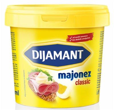 MAJONEZ CLASSIC 1000ML DIJAMANT