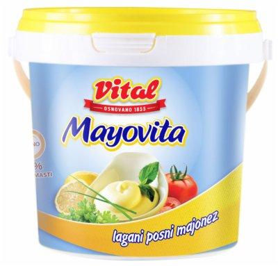 MAJONEZ MAYOVITA LIGHT 450G  VITAL