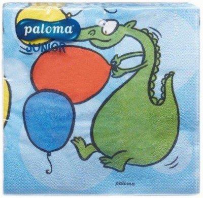 SALVETE DECIJE  2SL 33x33 20/1 PALOMA