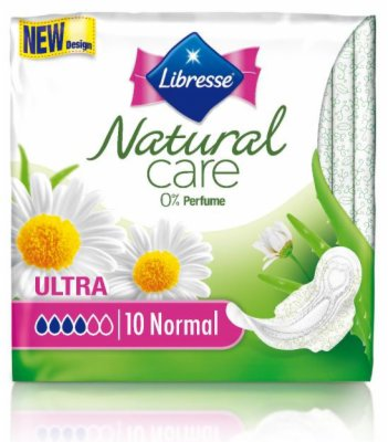 HIG.ULOSCI NATURAL NORMAL CARE 10/1 LIBR