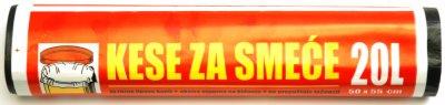 KESE ZA SMECE 50x55 20L 40/1 FOKA