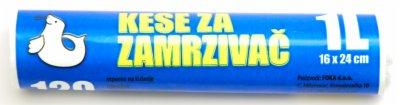 KESE ZA ZAMRZIVAC 16x24 1L FOKA