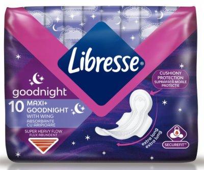 HIG.ULOSCI MAXI GOODNIGHT 10/1 LIBRESSE