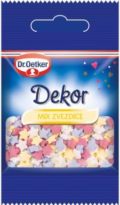 ZVEZDICE DECOR MIX 10G DR.OETKER