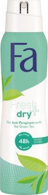 DEO SPREJ  FRESH&DRY GREEN TEA 150ML  FA