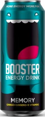 ENERG.NAP. BOOSTER MEMORY 0,5L LIMENKA