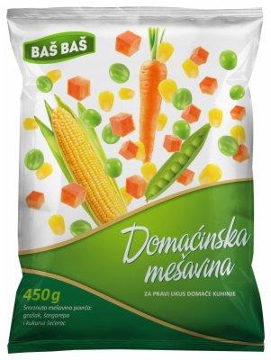 SMRZ.DOMACINSKA MESAVINA 450G BAS BAS