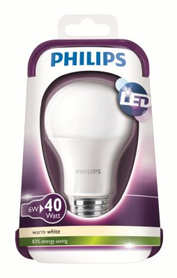 SIJALICA LED 6W E27 PHILIPS