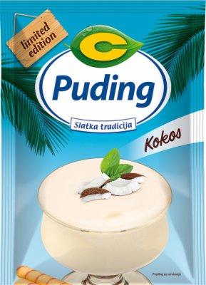 PUDING KOKOS 40G C